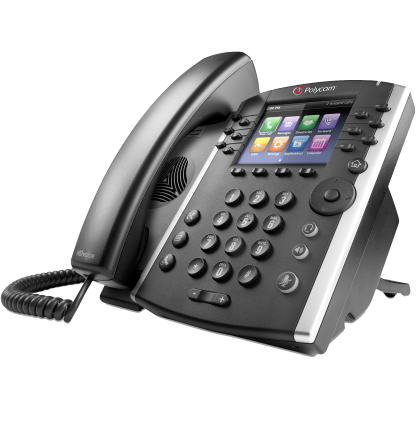 Bell Aliant Unified Communications Polycom VVX 410