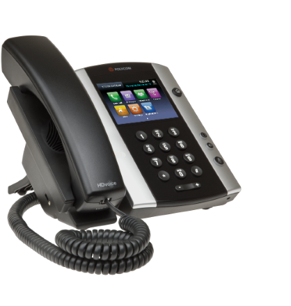Bell Aliant Unified Communications Polycom VVX 500/501/600