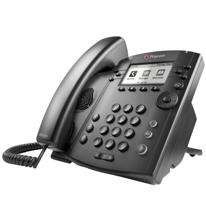Bell Aliant Unified Communications Polycom VVX 310